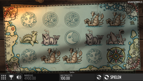 Jetzt 1429 Uncharted Seas im Casino von Casumo spielen