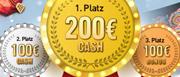 200 Euro geschenkt im Casino Club