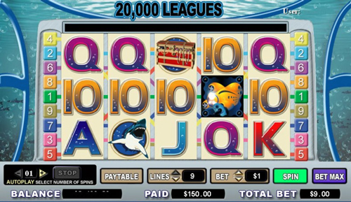 online slot 20000 leagues im intercasino