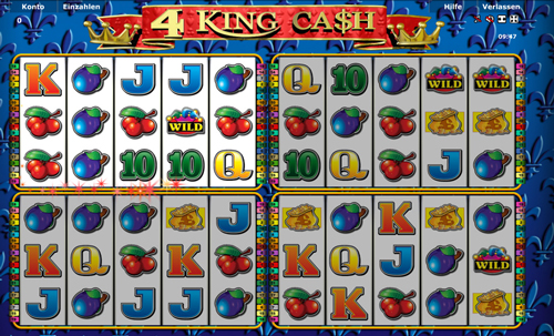 online slot 4 king cash im stargames casino