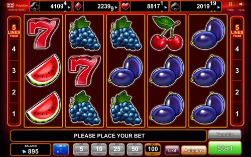5 Dazzling Hot Slots - Spielen Sie dieses Online Casino-Spiel