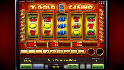 golden online casino  gewinne
