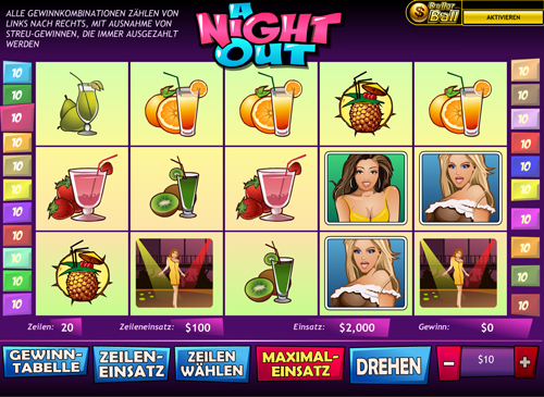 a-night-out online slot