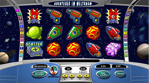 adventures in orbit online slot im 888 casino