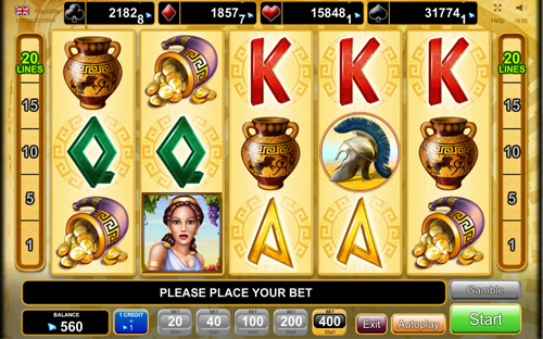 age-of-troy online slot