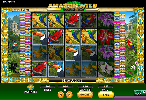 online slot amazon wild im 888 casino