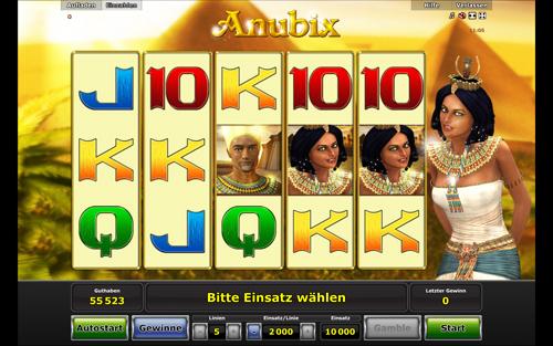 anubix spielen