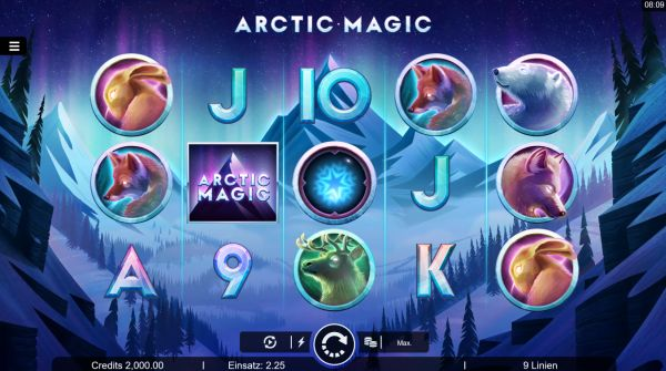 Arctic Magic Vorschau