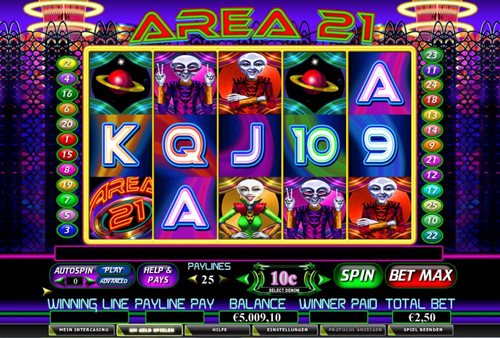 online slot area 51 im intercasino
