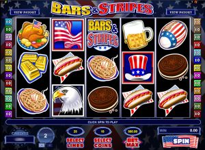 Bars And Stripes Online Slot