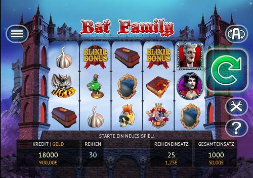 bat-family online slot
