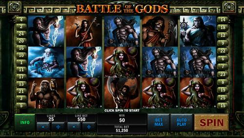 battle-of-the-gods online slot