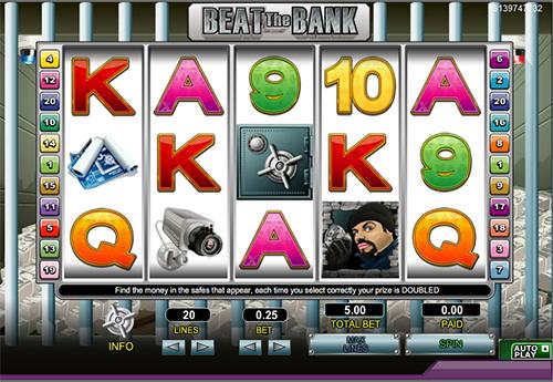 online slot beat the bank im 888 casino