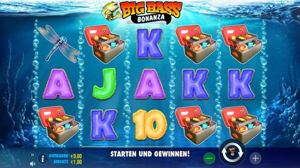 Big Bass Bonanza Vorschau