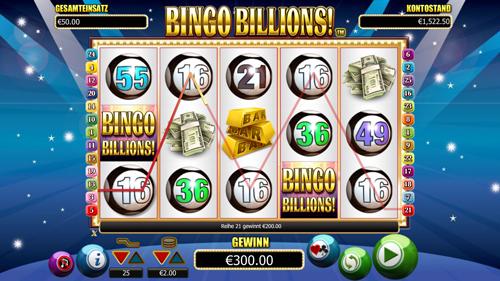 bingo-billions online slot