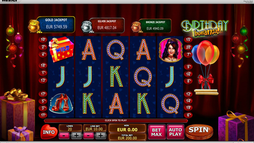 birthday-bonanza online slot