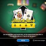 Black Jack European Multihand Kartenspiel