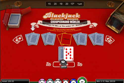 blackjack-players-choice casino spiel