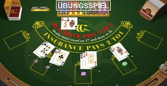 blackjack spielen free