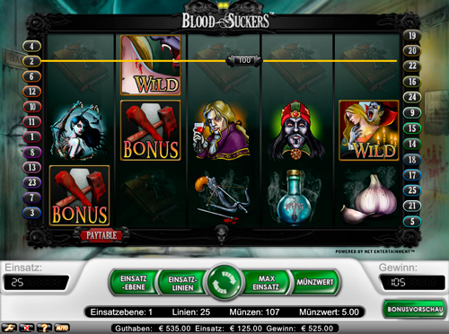 blood-suckers online slot