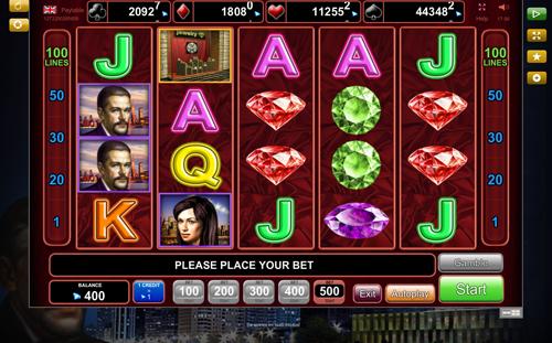 casino slots online blue heart