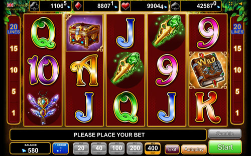 book-of-magic online slot