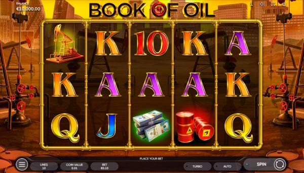 Book of Oil Vorschau