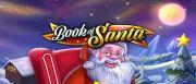 Book of Santa Slot Logo