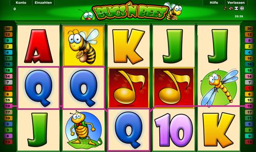 online slot bugsn bees im stargames casino