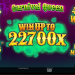 Carnival Queen Besonderheit