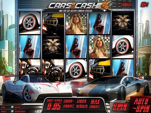 Cars and Cash Merkur