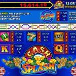 Cash Splash Gewinne