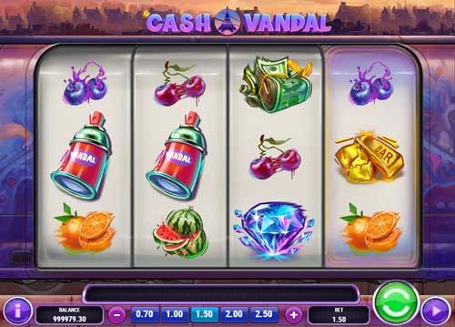 Cash Vandal Slot Vorschau