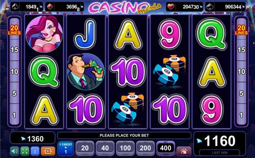 casino-mania online slot