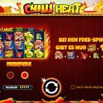 Chilli Heat Freispiele