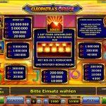 cleopatras-choice-gewinne