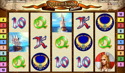novoline slot columbus deluxe im stargames casino