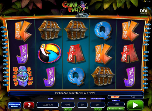 conga-party online slot