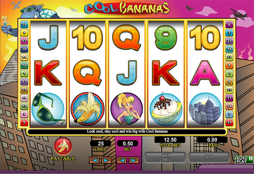 online slot cool bananas im 888 casino