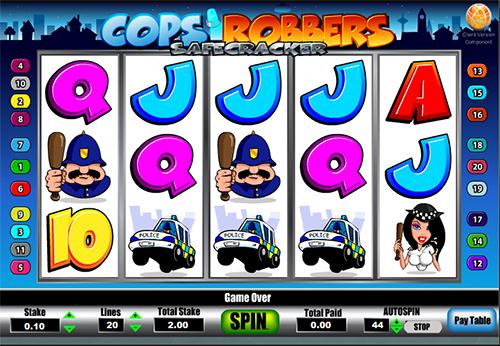 online slot cops n robbers im 888 casino