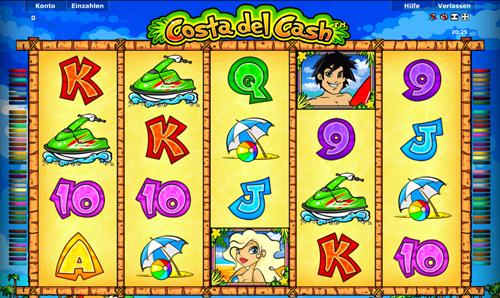online slot costa del cash im stargames casino