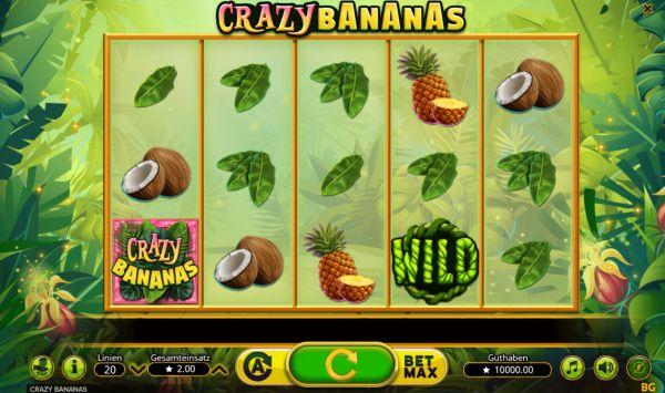 Crazy Bananas Vorschau