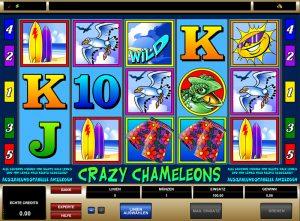 Crazy Chameleons Vorschau