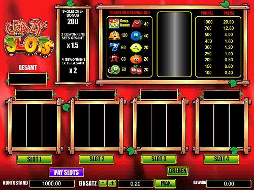casino online spiele crazy slots