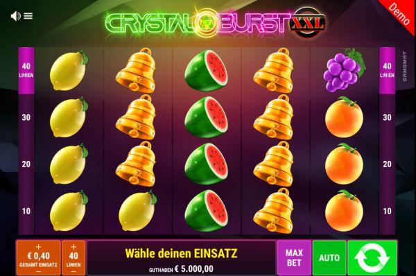 Crystal Burst XXL Vorschau