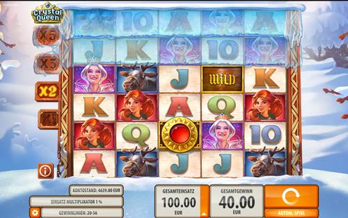 Crystal Queen - Rizk Online Casino