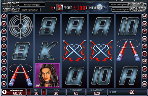 online slot daredevil im william hill casino