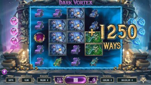 Dark Vortex Slot Vorschau