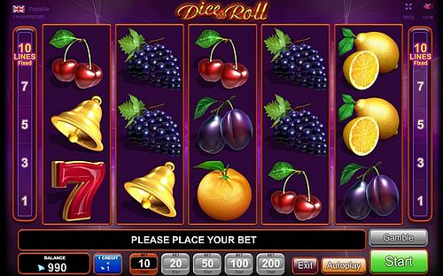 online casino echtes geld dice and roll