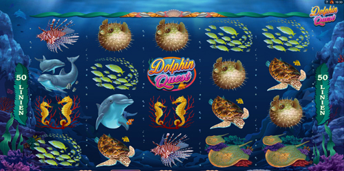 dolphin-quest